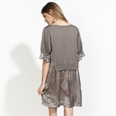 Терзаем трикотаж (трафик) / Изменение размера / Модный сайт о стильной переделке одежды и интерьера