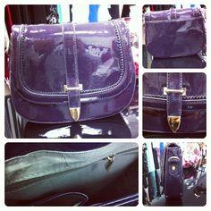 Purple Koko satchel £18 #feathersboutique #liverpool