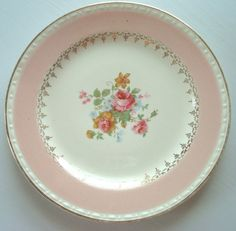 I have something similar to this but with a small chip in mine.  I love the pattern!