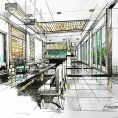 30 best black and white perspective images perspective sketch rh pinterest com