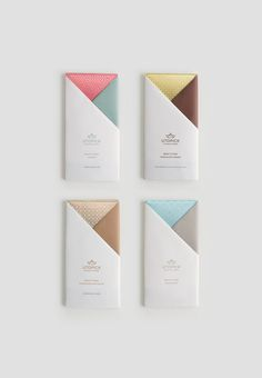 How do you make a chocolate packaging stand out? Utopick chocolates made their chocolate packaging look great with one simple twist. Cienfuegos, Food Packaging Design, Print Packaging, Packaging Design Inspiration, Coffee Packaging, Bottle Packaging, Typography Inspiration, Chocolate Brands, Chocolate Chocolate