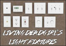 Light Fixtures by Sympxls at SimsWorkshop • Sims 4 Updates