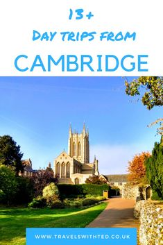 These are some of the best day trips from Cambridge. There are great days out near Cambridge. Some within 1 hour of Cambridge and some that are further. 3 Days Trip, Day Trips, Luxury Travel, Travel Usa, Travel Europe, Where To Take Kids, Visit Cambridge, Family Days Out, City Break