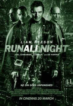 RUN ALL NIGHT is een Amerikaanse actie-thriller uit 2015. De film werd geregisseerd door Jaume Collet-Serra, die ook eerder een samenwerking had met acteur Liam Neeson met de films Unknown en Non-Stop. De Nederlandse componist en producer Junkie XL was verantwoordelijk voor de filmmuziek.