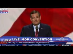 Ted Cruz REFUSES TO ENDORSE Donald Trump  and gets BOOED by RNC, Newt Gi...