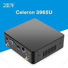 Mini PC Celeron 3965U 4K HDMI VGA DDR3L USB3.0 WiFi 8G RAM 240G SSD Pfsense Micro PC NUC Ultra Compact Silent Windows Intel PC  Price: 136.99 & FREE Shipping #computers #shopping #electronics #home #garden #LED #mobiles #rc #security #toys #bargain #coolstuff |#headphones #bluetooth #gifts #xmas #happybirthday #fun
