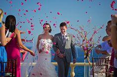 Destination weddings in Mexico, Cabo San Lucas has several wedding venues that we love!
