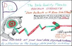 The Data Quality Placebo
