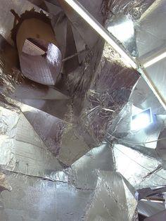 thomas hirschhorn: crystal of resistance at venice art biennale 2011