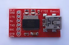 FT232RL FTDI USB2.0 to TTL Serial Adapter Module for Arduino 3.3V 5V