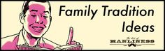 60+ family tradition ideas for you and your family to jump-start creating a positive family culture.