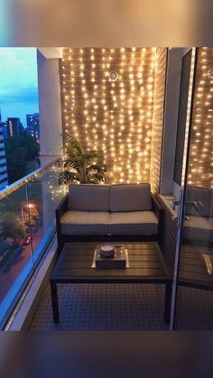 Small Balcony Design, Small Balcony Decor, Balcony Ideas, Modern Balcony, Outdoor Balcony, Condo Balcony, Tiny Balcony, Balcony Decoration, Outdoor Decor