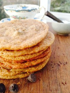 Recipe: Gluten Free Salted Chocolate Chip Cookie http://wheatfreemom.com/blog/recipe-gluten-free-salted-chocolate-chip-cookie/