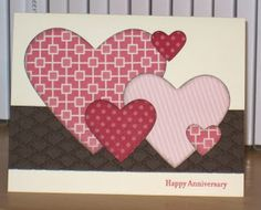 Snapdragon Stamps: Anniversary Hearts