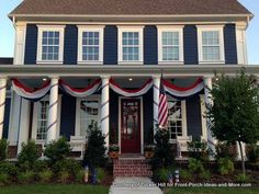 4th of July Decorations - Patriotic Pictures for Great Ideas