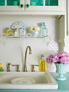 fun corner breakfast nook good place summer mornings bright green kitchen decor colorful pillows breakfast nook
