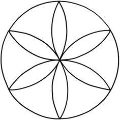Mandalas zum Ausdrucken Mandala Design, Mandala Art, Mandala Drawing, Mandala Painting, Dot Painting, Celtic Patterns, Beading Patterns, Stained Glass Patterns, Stained Glass Art