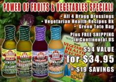 POWER OF FRUITS & VEGETABLES SPECIAL