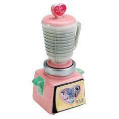 I Love Lucy Blender Salt and Pepper Shakers