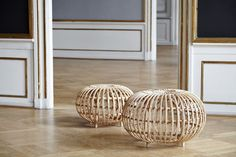 Rattan Chair Obsession | www.cambriacreative.com