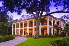 Domy w stylu kolonialnym