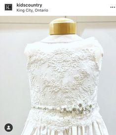 Lace Silk, Silk Dress, King City, Communion Dresses, Branding Design, Country, Wedding Dresses, Kids, Instagram