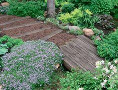 Английский сад в Подмосковье | Проекты садов | Журнал «Дом и сад»
