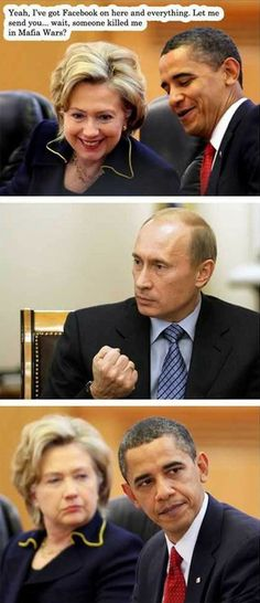 I am an American, but Putin's face is perfect for that.