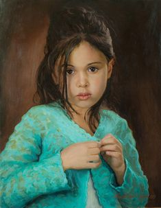 Mark Eliot Lovett (oil on linen)  w