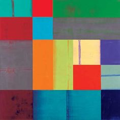 Charles Arnoldi . scalawag 72 x 72