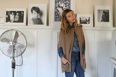 Sophie Assa - closet visit