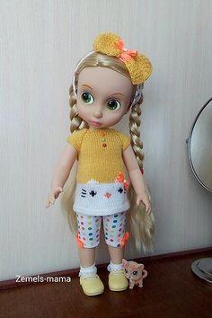 Наряды для куклы Disney Дисней / Одежда для кукол / Шопик. Продать купить куклу / Бэйбики. Куклы фото. Одежда для кукол