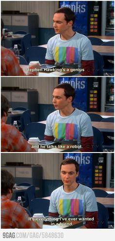 Sheldon's friend