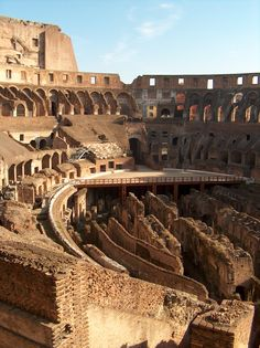 Rome...on my bucket list to see this