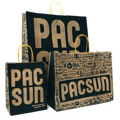 PacSun Shopping Bags - portfolio ❤ liked on Polyvore featuring bags, handbags, pacsun bags, shopping tote bags, pacsun, pacsun handbags and pacsun purses