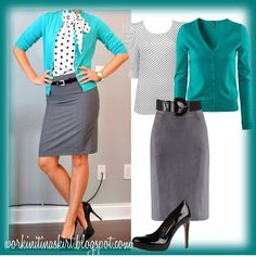 I love pencil skirts!!!