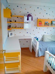 bancada para quarto infantil - Pesquisa Google