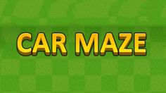 """""""Car Maze"""" you must drive your car to the exit without crashing. Watch its Windows Phone Gameplay! - https://www.youtube.com/watch?v=w_qmBOepXeY  #car #maze #drive #crashing #windows8 #games #wp8"""