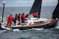 Joy Ride's participation in the Sydney Hobart Race