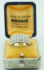 Diamond Anniversary Ring ~ Fine Jewelry & Engagement Rings | Salisbury, MD | Kuhn's Jewelers
