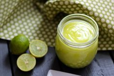 Something tart, #green, and springy just in time for #StPatricksDay - Key Lime Curd
