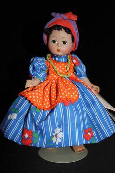 Vintage Madame Alexander Jamaica Doll