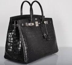 825764889fb2 Sacs en crocodile  Hermès et Jane Birkin ont réglé leur différend Sac, Sacs  À