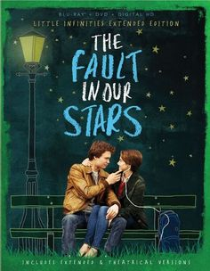 The Fault in Our Stars [Little Infinities Edition] [2 Discs] [Includes Digital Copy] [Blu-ray/DVD] [2014]