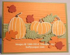 Fall Fest, Stampin' Up!