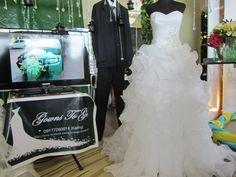 #kasalangfilipino2013 in Dumaguete! Exhibit booth of Gowns to Go <3  [www.kasal.com] Filipino, Exhibit, Mermaid Wedding, Gowns, Wedding Dresses, Fashion, Vestidos, Bride Dresses, Moda