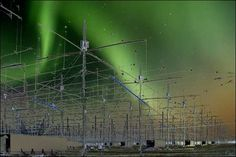 HAARP - Playing God with the Ionsphere
