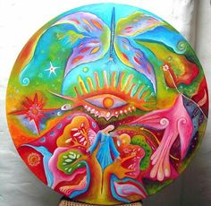Mandala Art, Mandala Design, Visionary Art, Mosaic Patterns, Magazine Art, Unique Tattoos, Art Therapy, Sacred Geometry, Cosmic