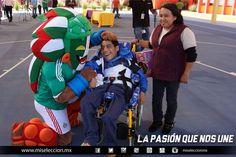 Los jugadores de la Selección Sub 20 durante la visita al CRIT de Puebla #seleccionmexicana #mexico #futbol #soccer #sports