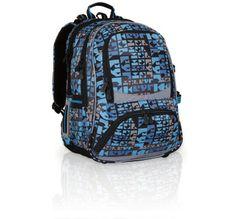 5cf1b572da1b2 Plecak szkolny od 3 do 6 klasy. Plecak w młodzieżowym designie